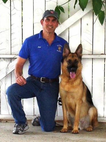 mark jacobs, dog trainer